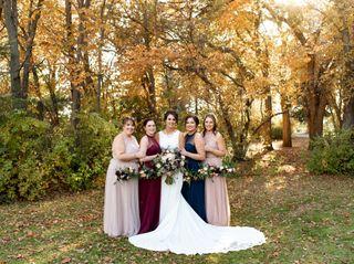 The wedding of Kyla and Jonathan 2