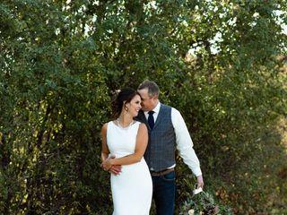 The wedding of Kyla and Jonathan