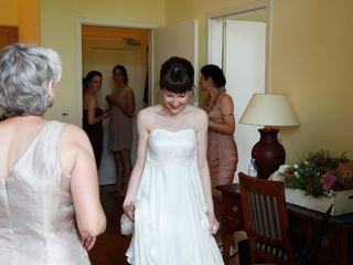The wedding of Roxanne and Brock 3