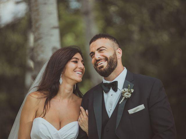 The wedding of John and Narineh