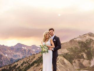 The wedding of Shantel and Nick 1