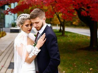 The wedding of Andjela and Dusan 1