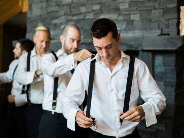 Nick and Shantel's wedding in Golden, British Columbia 25