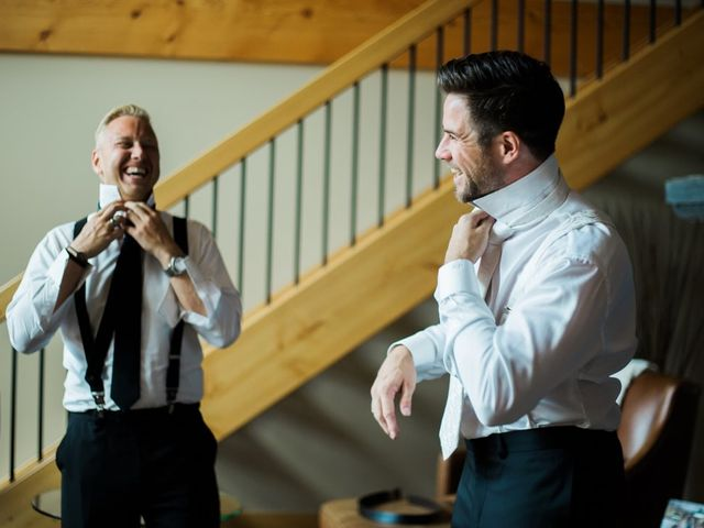 Nick and Shantel's wedding in Golden, British Columbia 31
