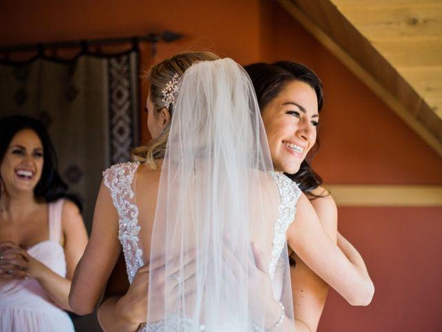 Nick and Shantel's wedding in Golden, British Columbia 45
