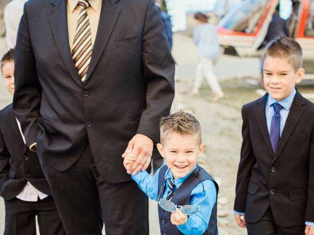 Nick and Shantel's wedding in Golden, British Columbia 50