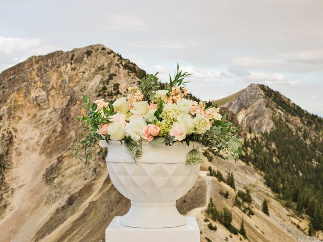 Nick and Shantel's wedding in Golden, British Columbia 57