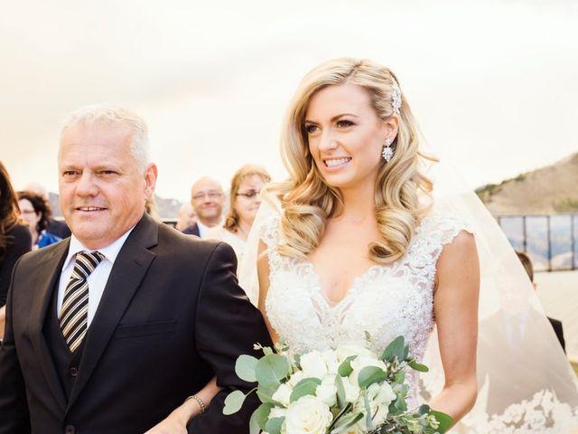 Nick and Shantel's wedding in Golden, British Columbia 58