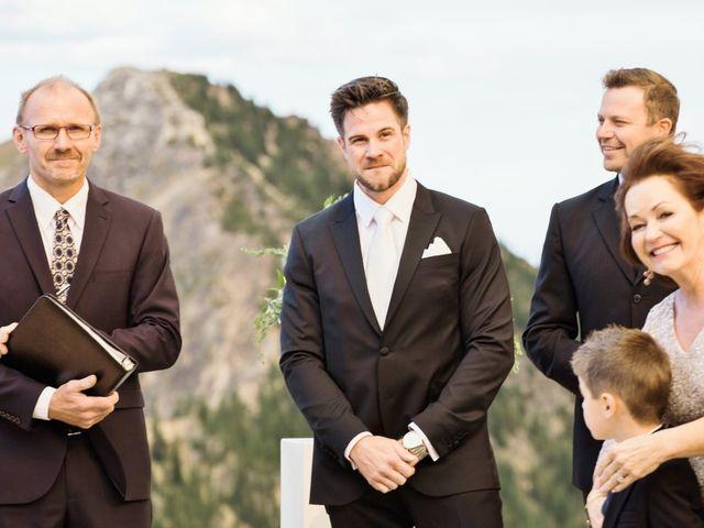 Nick and Shantel's wedding in Golden, British Columbia 60