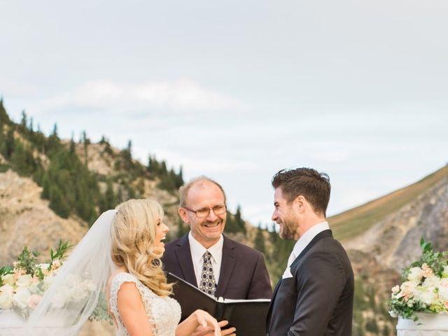 Nick and Shantel's wedding in Golden, British Columbia 69