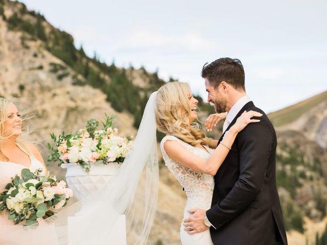 Nick and Shantel's wedding in Golden, British Columbia 71