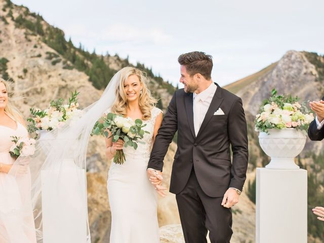 Nick and Shantel's wedding in Golden, British Columbia 72