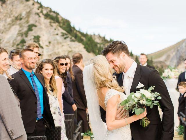 Nick and Shantel's wedding in Golden, British Columbia 73