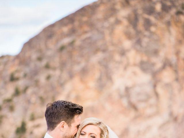 Nick and Shantel's wedding in Golden, British Columbia 78