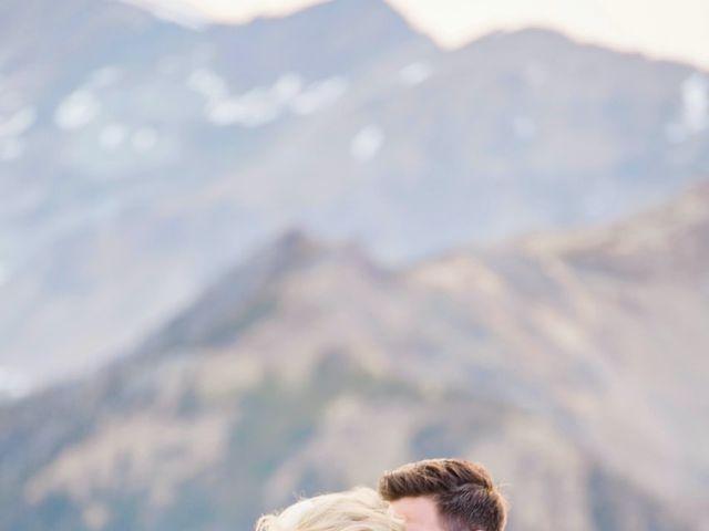 Nick and Shantel's wedding in Golden, British Columbia 81