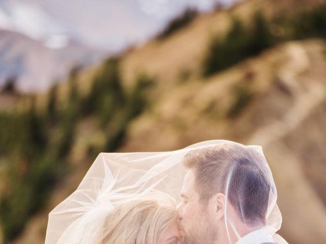 Nick and Shantel's wedding in Golden, British Columbia 83