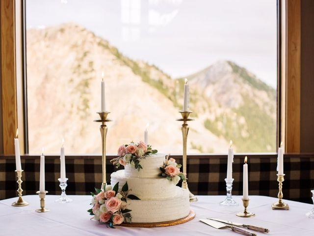 Nick and Shantel's wedding in Golden, British Columbia 86