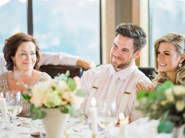 Nick and Shantel's wedding in Golden, British Columbia 100