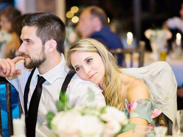 Nick and Shantel's wedding in Golden, British Columbia 108