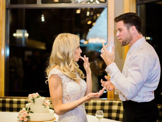 Nick and Shantel's wedding in Golden, British Columbia 109