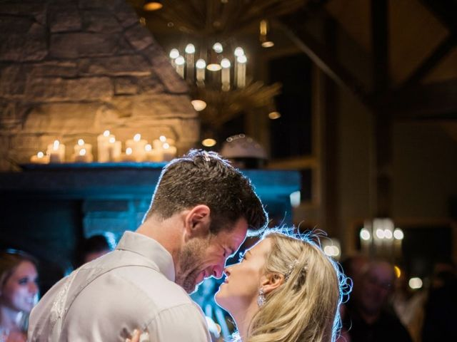Nick and Shantel's wedding in Golden, British Columbia 110