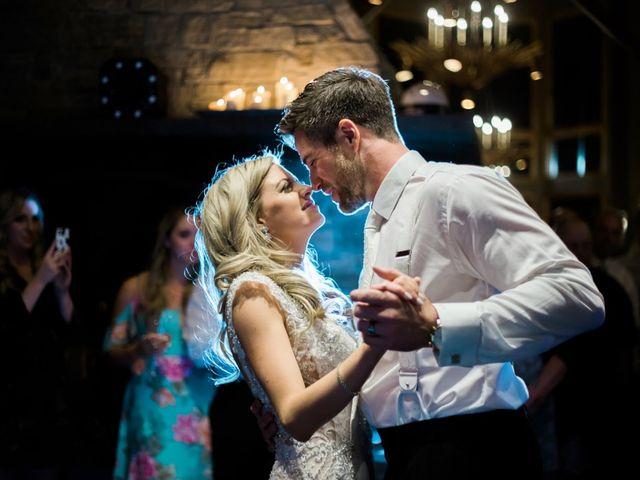 Nick and Shantel's wedding in Golden, British Columbia 111
