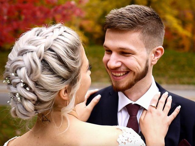 The wedding of Andjela and Dusan