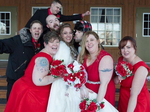 Daniel and Tammy's wedding in Saint-Eustache, Quebec 4
