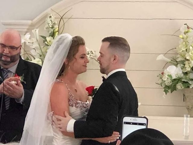 Daniel and Tammy's wedding in Saint-Eustache, Quebec 5