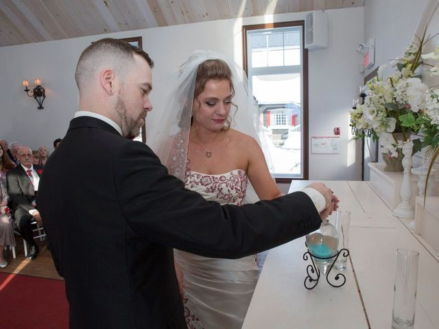 Daniel and Tammy's wedding in Saint-Eustache, Quebec 7