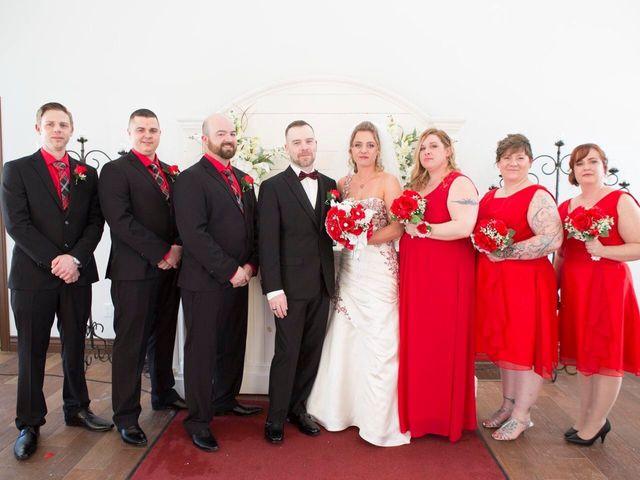 Daniel and Tammy's wedding in Saint-Eustache, Quebec 8