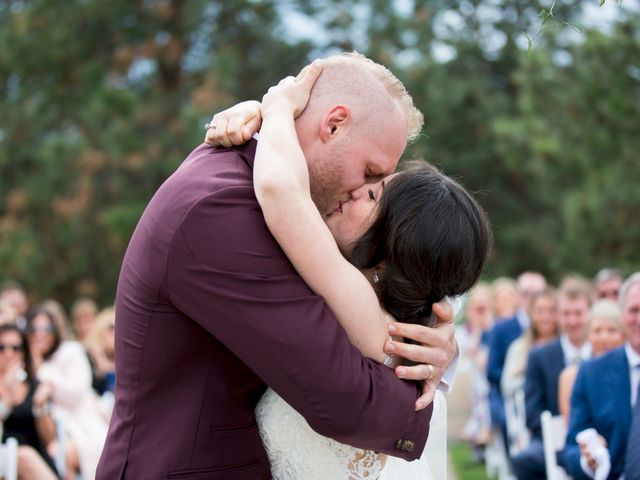 Jerod and Samantha's wedding in Kelowna, British Columbia 1