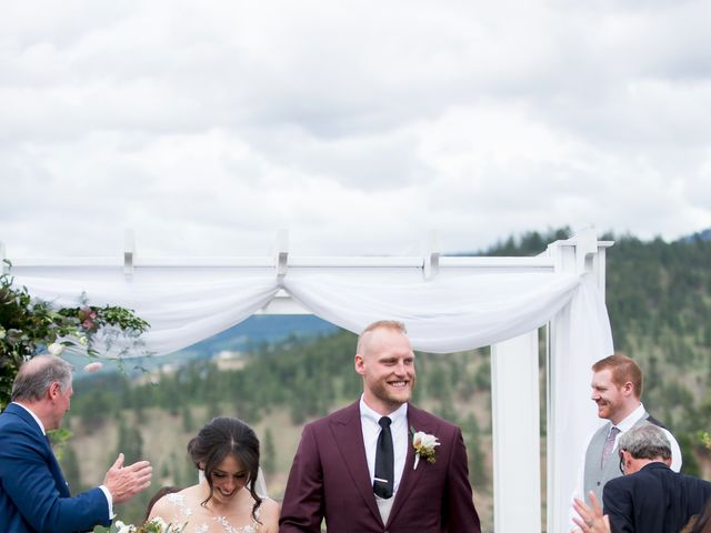 Jerod and Samantha's wedding in Kelowna, British Columbia 19