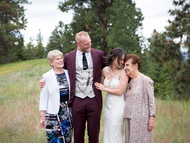 Jerod and Samantha's wedding in Kelowna, British Columbia 24