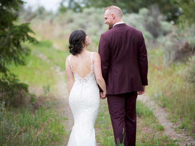 Jerod and Samantha's wedding in Kelowna, British Columbia 29