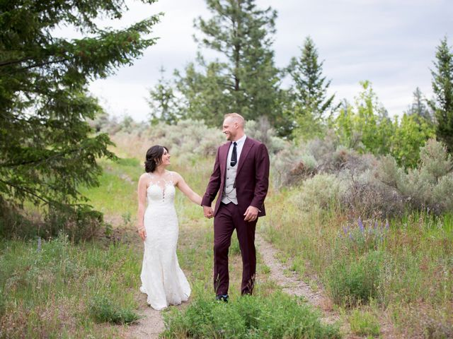 Jerod and Samantha's wedding in Kelowna, British Columbia 30