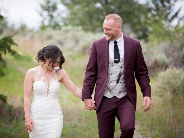 Jerod and Samantha's wedding in Kelowna, British Columbia 31