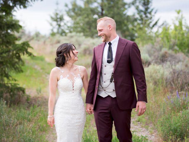 Jerod and Samantha's wedding in Kelowna, British Columbia 32