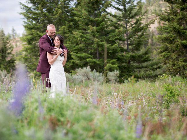 Jerod and Samantha's wedding in Kelowna, British Columbia 34