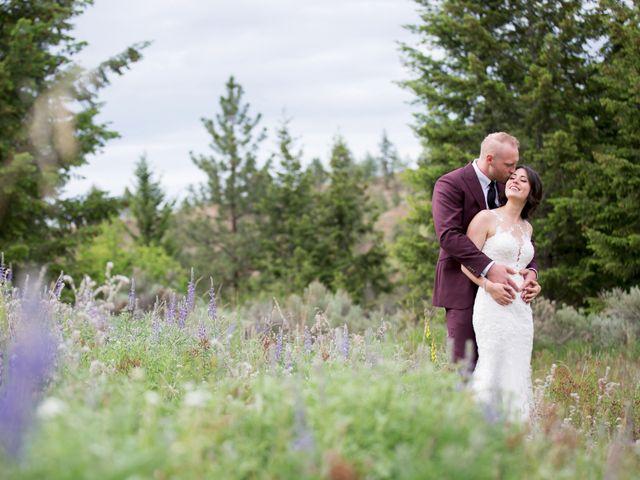 Jerod and Samantha's wedding in Kelowna, British Columbia 35