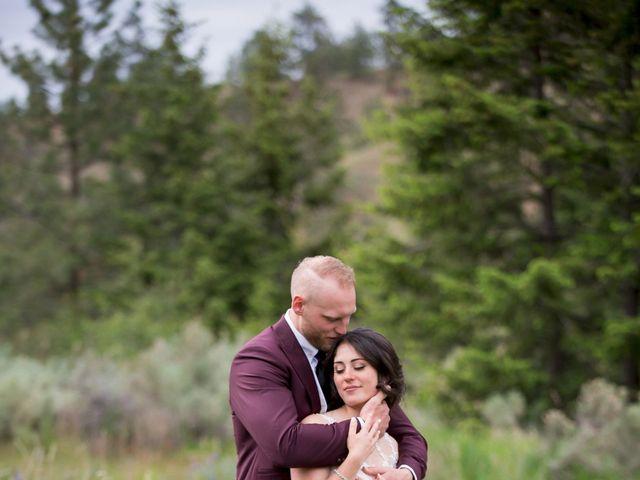 Jerod and Samantha's wedding in Kelowna, British Columbia 37