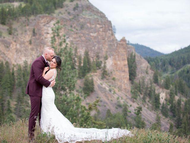 Jerod and Samantha's wedding in Kelowna, British Columbia 39