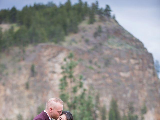 Jerod and Samantha's wedding in Kelowna, British Columbia 41