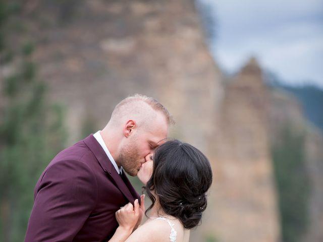 Jerod and Samantha's wedding in Kelowna, British Columbia 42