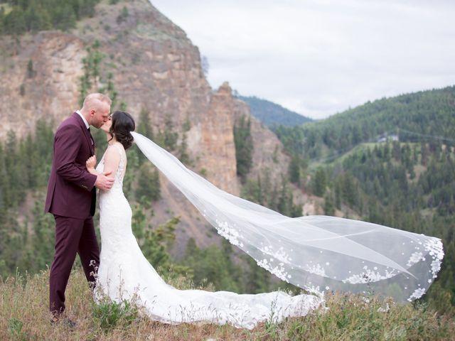 Jerod and Samantha's wedding in Kelowna, British Columbia 45