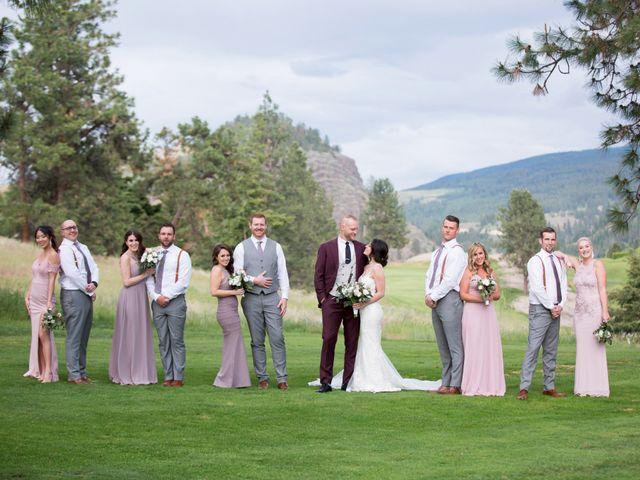 Jerod and Samantha's wedding in Kelowna, British Columbia 51