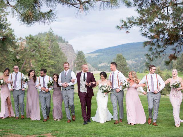 Jerod and Samantha's wedding in Kelowna, British Columbia 52
