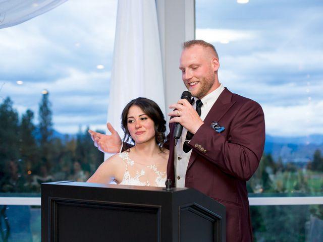 Jerod and Samantha's wedding in Kelowna, British Columbia 77