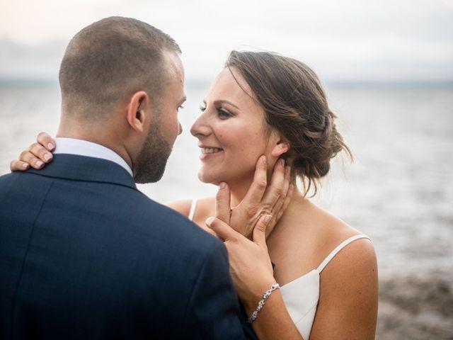 The wedding of Rachel and Marshall