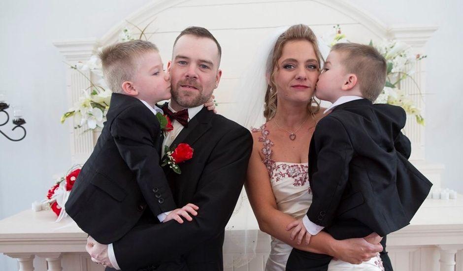 Daniel and Tammy's wedding in Saint-Eustache, Quebec